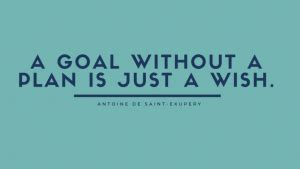 Essay on high school goals